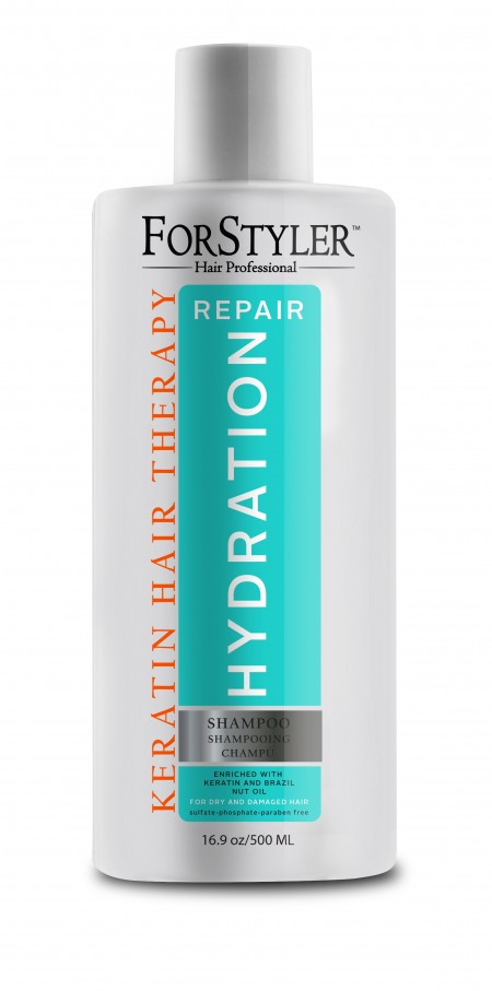 Hydration Repair Shampoo- 16.9oz