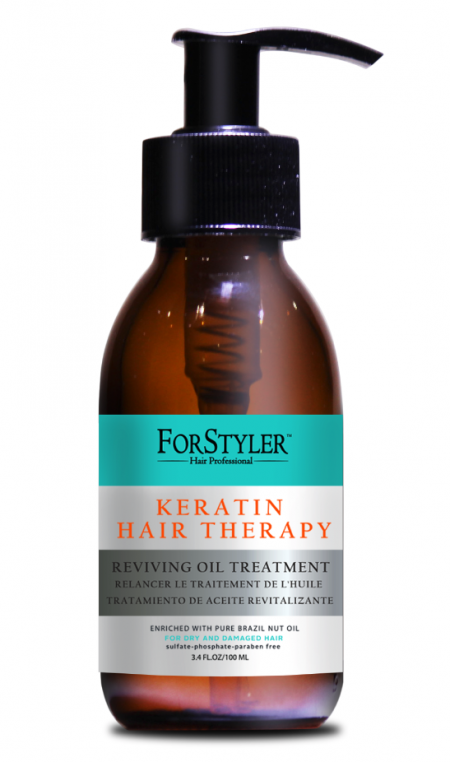 Keratin Hair Therapy- Hydration Repair shampoo- 8.45 FL.OZ/ 250 ml